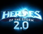 Heroes of the Storm 2.0 è live
