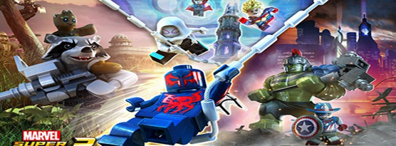Annunciato LEGO Marvel Super Heroes 2