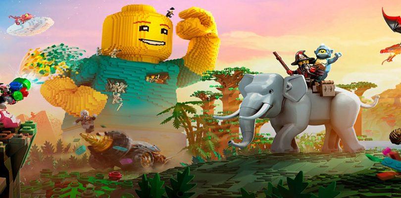 LEGO Worlds per Nintendo Switch disponibile dal 14 Settembre in Italia