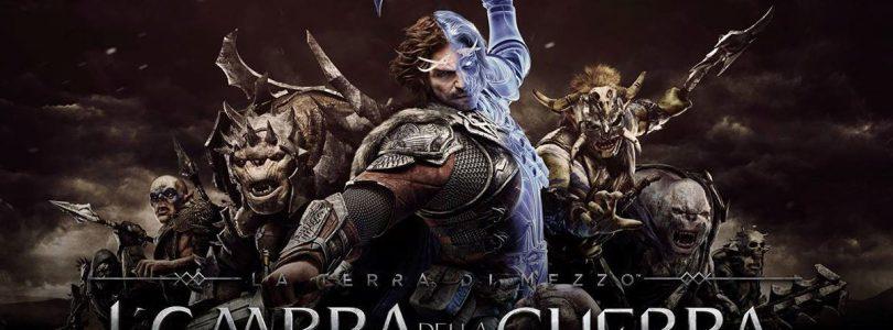 Troy Baker torna ad interpretare Talion in La Terra di Mezzo: L'Ombra della Guerra