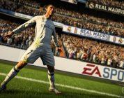 Cristiano Ronaldo è la cover star di EA Sports FIFA 18