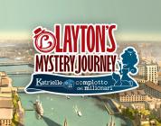 Layton's Mystery Journey: Katrielle e il Complotto dei Milionari disponibile in tutto il mondo per dispositivi mobile