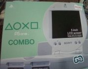 PS1 – Sony PS One Screen Combo Bundle