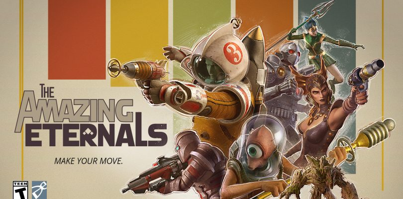 The Amazing Eternals e il programma Fondatori