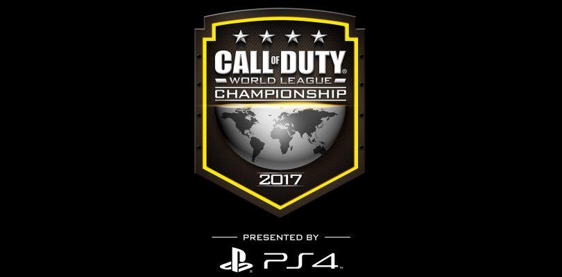 Call of Duty: World League Championship 2017 è alle porte