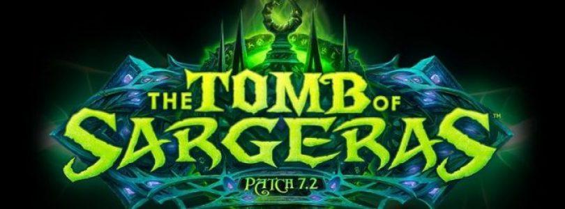 La Tomba di SargerasLa più grande patch di sempre di World of Warcraft