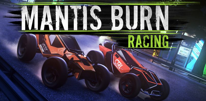 Mantis Burn Racing presto in arrivo su Nintendo Switch