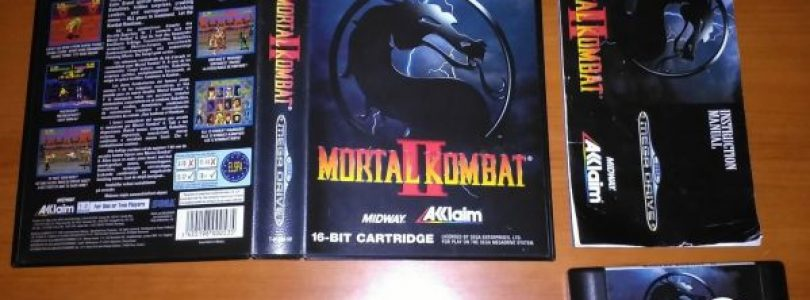 MD – Mortal Kombat 2