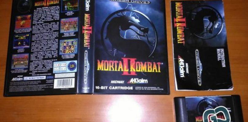 MD – Mortal Kombat 2