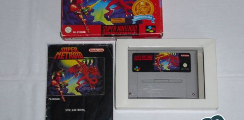 SNES – Super Metroid