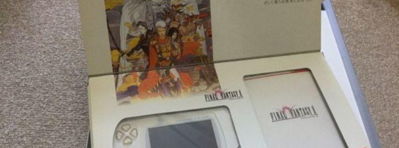 BANDAI – Wonderswan Color Final Fantasy II Bundle