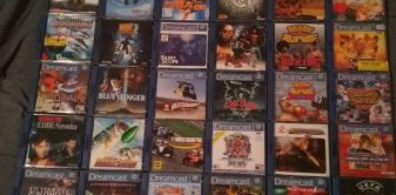 DC – Lotto 43 giochi – PAL – Boxed