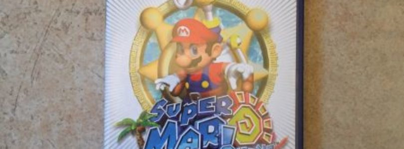 GC – Super Mario Sunshine – PAL – Complete