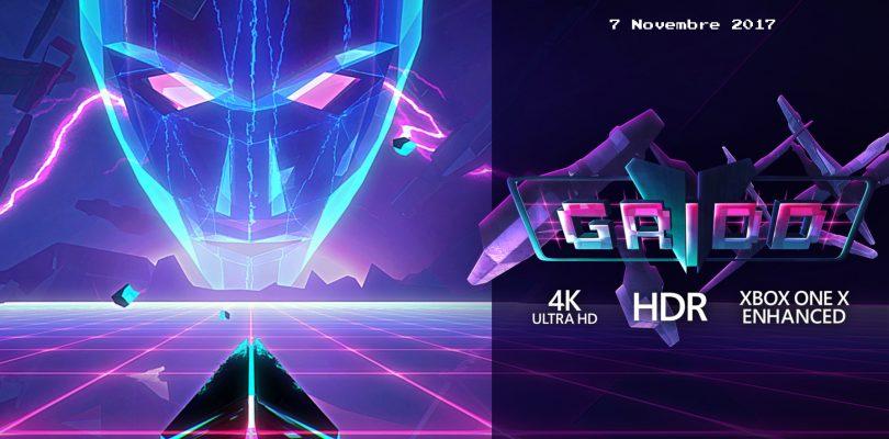 GRIDD: Retroenhanced si fa bello per il lancio di Xbox One X