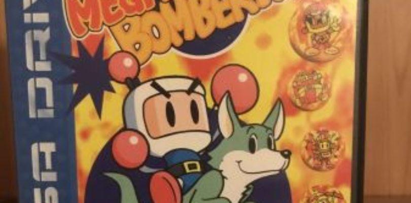 MD – Mega Bomberman – PAL – Complete
