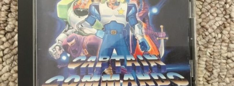 PS1 – Captain Commando – JAP – Complete