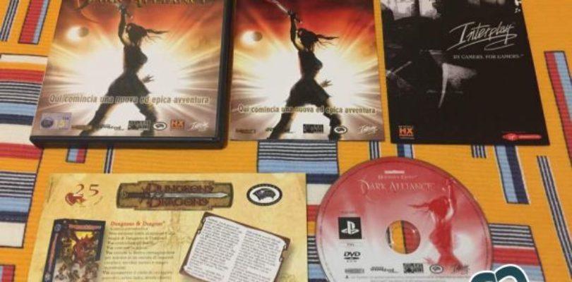 PS2 – Baldur's Gate Dark Alliance