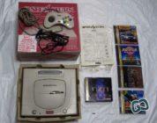SATURN – Console SEGA Saturn HST-0014 – JAP – Complete