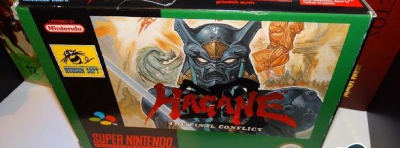SNES – Hagane The Final Conflict
