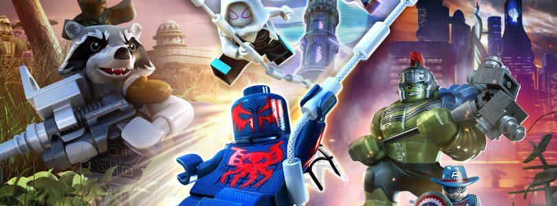 Annunciata la data di uscita di LEGO Marvel Super Heroes 2