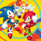 Sonic Mania, locandina.