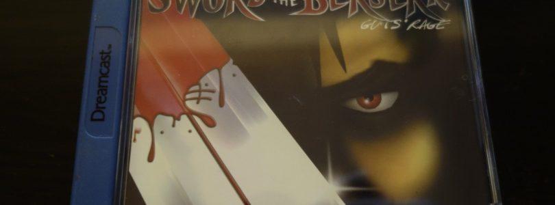 DC – Sword Of The Berserk – PAL – Complete
