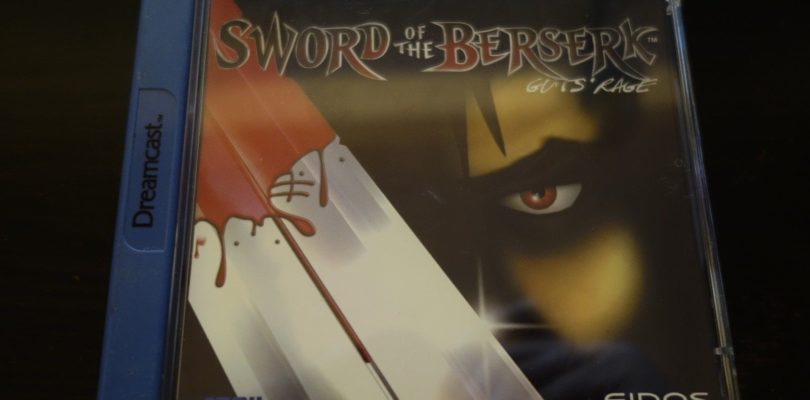 DC – Sword Of The Berserk – PAL – Complete