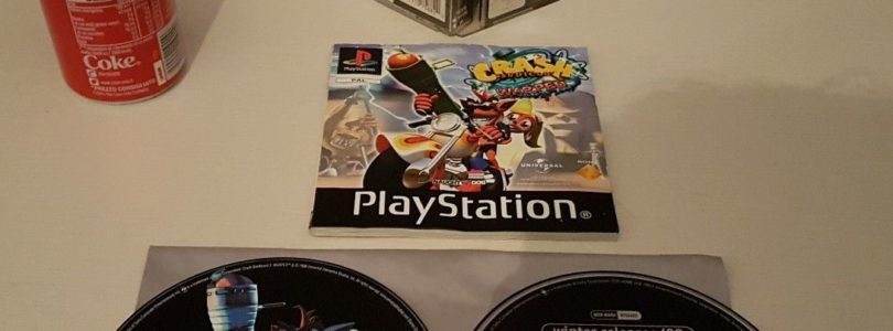 PS1 – Crash Bandicoot 3 Warped – PAL – Complete