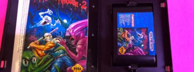 MD – Splatterhouse 2 – USA – Complete