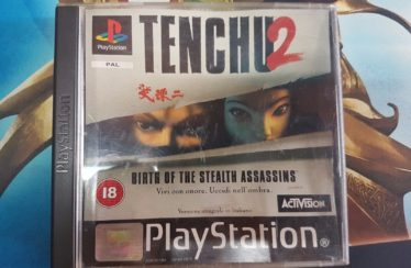 PS1 – Tenchu 2: Birth of the Stealth Assassins – PAL ITA – Boxed