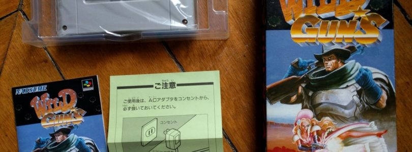 SNES – Wild Guns – JAP – Boxed