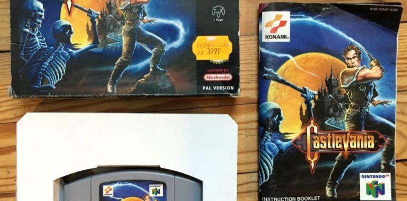 N64 – Castlevania 64 – PAL – Complete