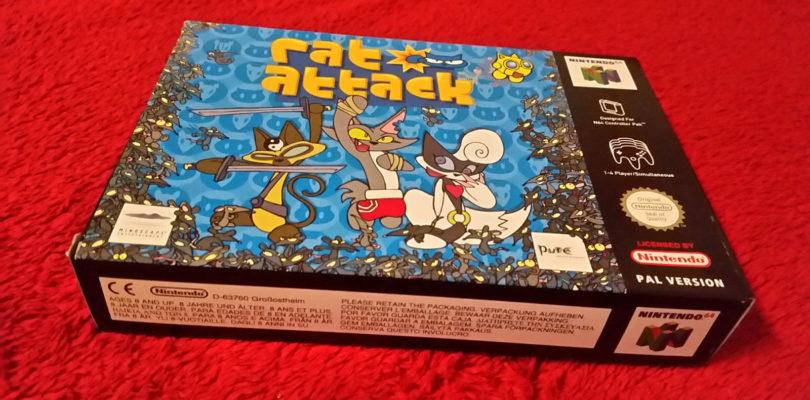 N64 – Rat Attack! – PAL – New