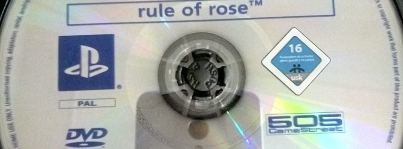 PS2 – Rule of Rose Promo – PAL – Loose