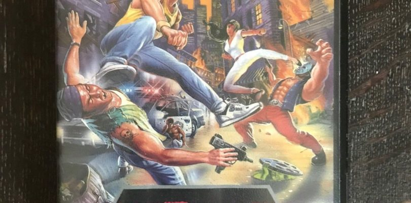 MD – Streets of Rage – PAL – Complete