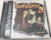 PS1 – Darkstalkers 3 – USA – Complete