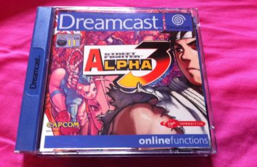 DC – Street Fighter Alpha 3 – PAL – Complete