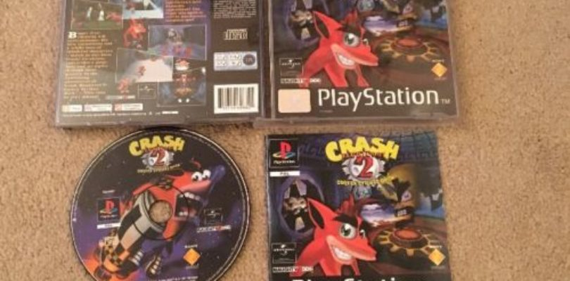 PS1 – Crash Bandicoot 2 – PAL – Complete