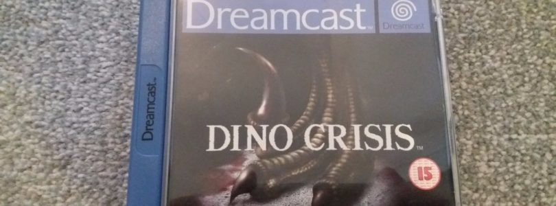 DC – Dino Crisis – PAL – Complete