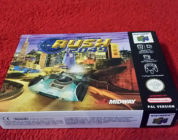 N64 – San Francisco Rush 2049 – PAL – New