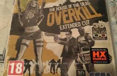 PS3 – The House Of The Dead Overkill – PAL – New