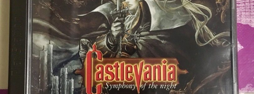 PS1 – Castlevania Symphony Of The Night – PAL – Complete