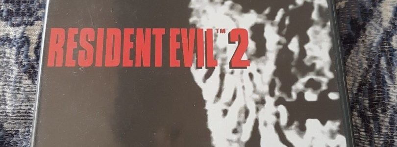 GC – Resident Evil 2 – PAL – Complete