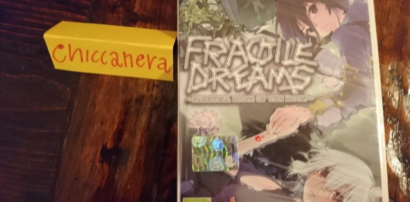 WII – Fragile Dreams – PAL – New
