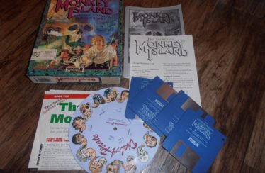 AMIGA – The Secret Of Monkey Island – Complete