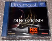 DC – Dino Crisis – PAL – New