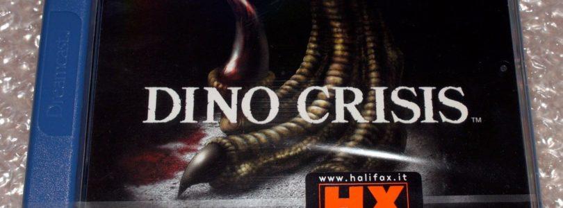 DC – Dino Crisis – PAL – New