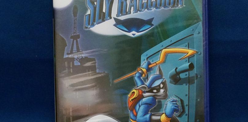 PS2 – Sly Raccoon – PAL – New