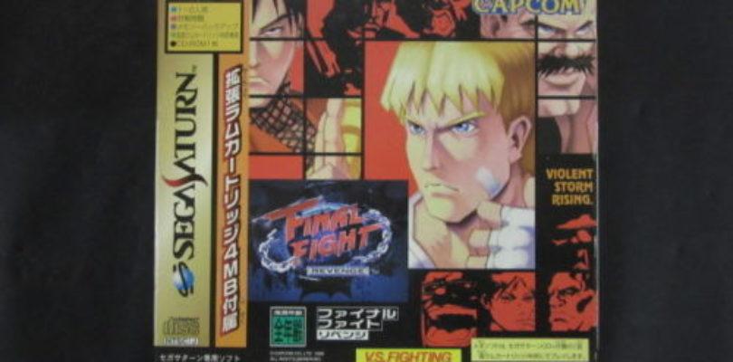 SATURN – Final Fight Revenge – Jap – Complete