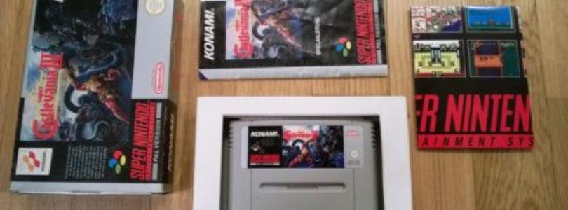 SNES – Super Castlevania 4 – PAL – Complete